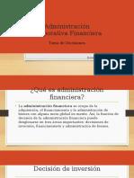 LAF03 Administración Corporativa Financiera.pptx