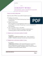 Guía WORD