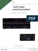 AT-UHD-HDVS-300-KIT User Manual