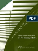 Ccsp o Novo Cinema Paulista