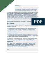 Estados Consolidados y Sucursales y Agencias