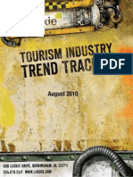 Tourism Trend Tracker August 2010