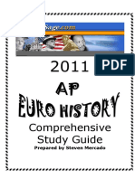 00-Euro Study Guide 2011