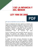 PREPARATORIO CIVIL-LEY DE LA INFANCIA Y DEL MENOR.doc
