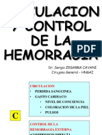 Shock Hemorragico