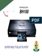 BH100 Bluray Presentation