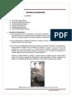 Conservación de La Energía - Informe