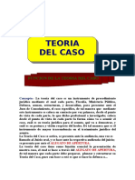 Preparatorio Penal- Modulo Teoria Del Caso