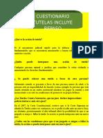 Preparatorio Publicos Cuestionario Accion de Tutela