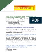 Preparatorio Publicos- Cuestionrio Constitucional