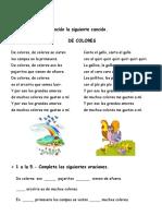 1er Grado - Bloque 3 (2014-2015)
