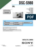 DSC-S980