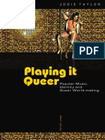 Jodie Taylor - Playing it Queer