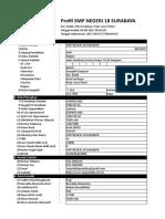 Profil Pendidikan Smp Negeri 18 Suraba (09!08!2017 054057)