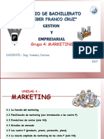 1 El Marketing Introduccion
