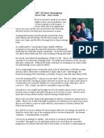 Jack, Mt Olivet Palliativ Care Talk-1997