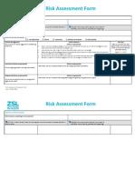 Risk Assessment EDGE 2017