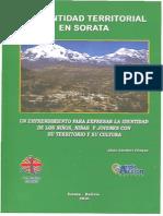 La indentidad territorial en Sorata