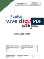 M-CA-01 Manual Del Tutor r4
