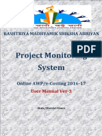 usermanual online submission of awpb and ecosting