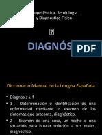 3 Diagnostic o