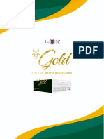 Tamaraw Gold Partnership Letter