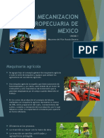 Mecanizacion Agropecuaria de Mexico