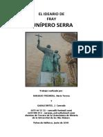 El Ideario de Fray Junipero Serra
