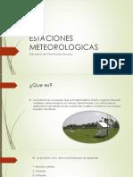 ESTACIONES METEOROLOGICAS