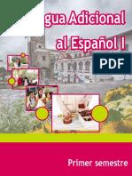 Lengua Adicional Al Español I