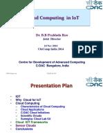 Cloud Computing in IoT