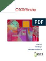 SILVACO TCAD-MOSFET Workshop