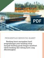 Bendung Karet Dan Perencanaan Hidrolis