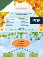 PPT Promkes Evaluasi