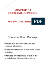 Chapter 13 Chemical-Bonding