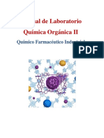 Manual Química Orgánica II QFI