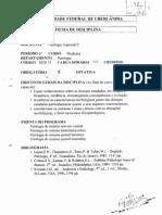 Patologia Especial II