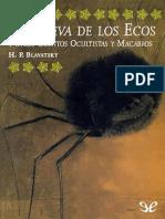 Blavatsky, Helena Petrovna - La Cueva de Los Ecos