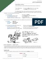 german grammar verbs