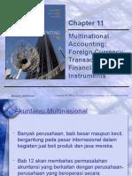Transaksi Mata Uang Asing Dan Instrumen Keuangan
