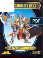 Chaos Warrior Boxset