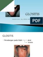 [KULIAH 16] GLOSITIS