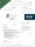 Do Beautiful Email Signature _ Fiverr