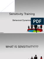 Senstivity Training (1)