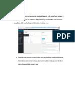 Membuat Halaman, Post, dan Kategori Pada Wordpress