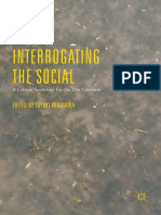 Interrogating the Social a Critical Sociology for the 21st Century
