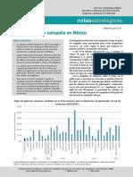 Topes de Gasto de Campaña en México - Instituto Belisario Dominguez