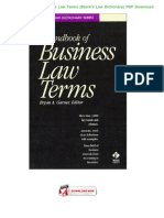 A-Handbook-of-Business-Law-Terms-(Black's-Law-Dictionary)-PDF-Download.docx