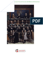 A-Short-History-of-European-Law--The-Last-Two-and-a-Half-Millennia-PDF-Download.docx