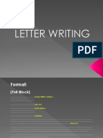E. Cover Letter and Resume.ppt
